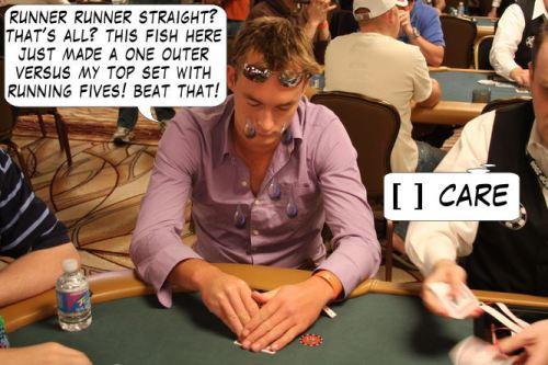 Live from Las Vegas - Poker Comic 106