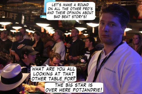Live from Las Vegas - Poker Comic 107