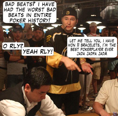 Live from Las Vegas - Poker Comic 108