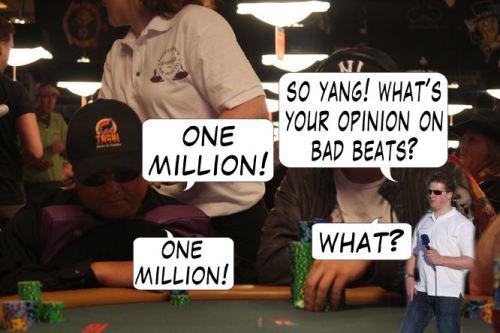 Live from Las Vegas - Poker Comic 110