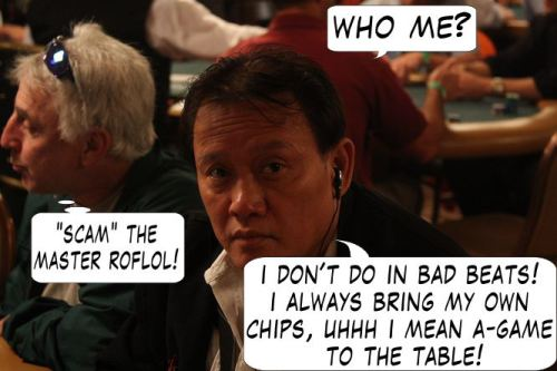 Live from Las Vegas - Poker Comic 111