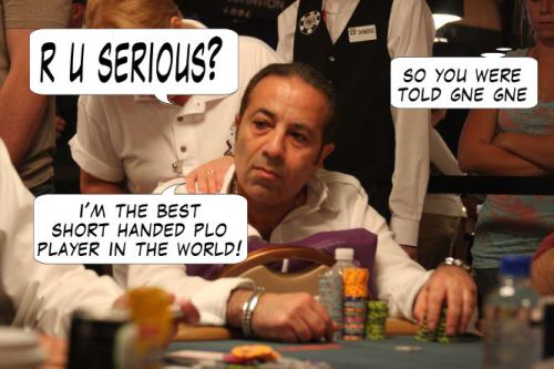 Live from Las Vegas - Poker Comic 120