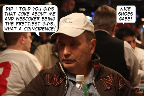 Live from Las Vegas - Poker Comic 121