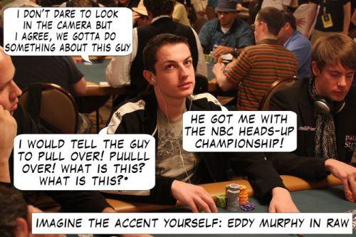 Live from Las Vegas - Poker Comic 124