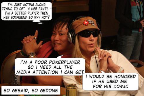 Live from Las Vegas - Poker Comic 125