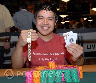 Michiel Brummelhuis aan finaletafel WSOP 2008 + meer WSOP nieuws 102