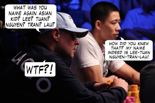 WSOP Comic, The Quest for a Bracelet 104