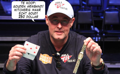 WSOP Comic, The Quest for a Bracelet 110