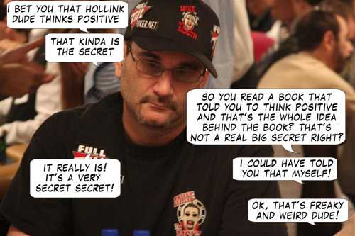 WSOP Comic, The Quest for a Bracelet 117