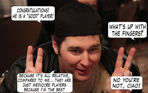 WSOP Comic, The Quest for a Bracelet 118