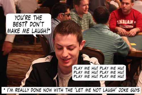 WSOP Comic, The Quest for a Bracelet 119