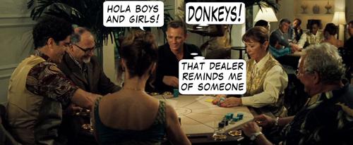 Casino Royale Poker Comic 104
