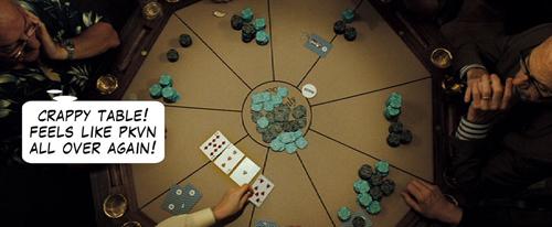 Casino Royale Poker Comic 108
