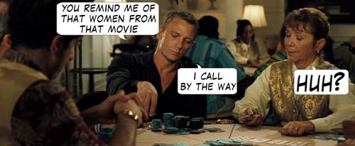 Casino Royale Poker Comic 111