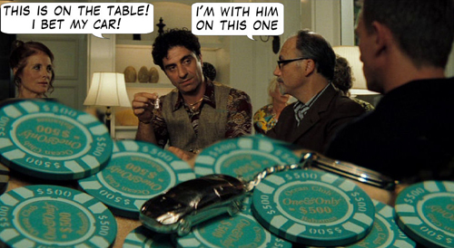 Casino Royale Poker Comic 118