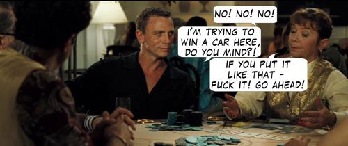 Casino Royale Poker Comic 119