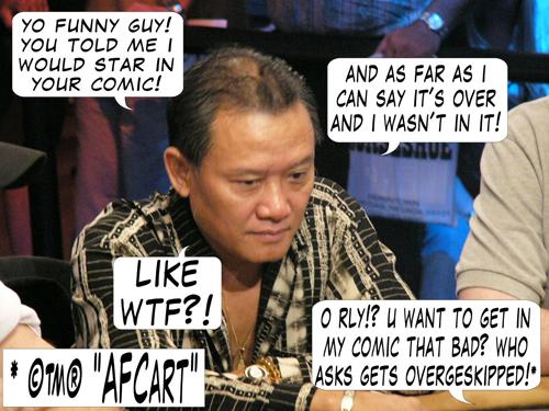 Casino Royale Poker Comic 130