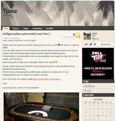 PokerNews nu ook op je mobieltje! - Week van PN 101