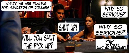 Dark Ocean - Poker Comic 107