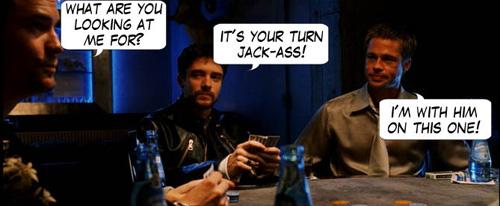 Dark Ocean - Poker Comic 108