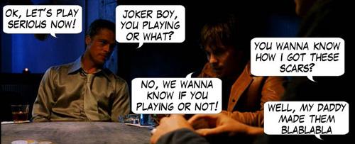 Dark Ocean - Poker Comic 110