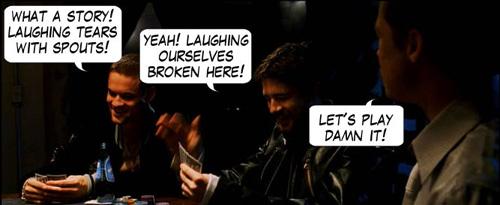 Dark Ocean - Poker Comic 111