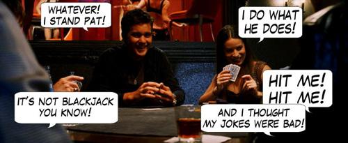 Dark Ocean - Poker Comic 113