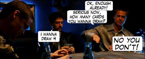 Dark Ocean - Poker Comic 114