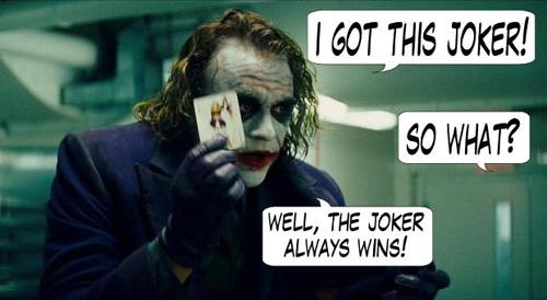 Dark Ocean - Poker Comic 119