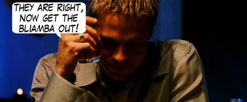 Dark Ocean - Poker Comic 123