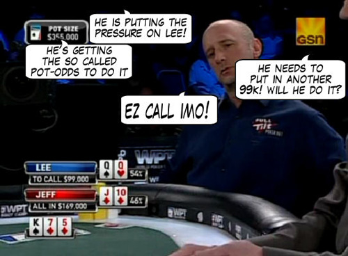 World Poker Tour Comic - De Mike & Vince Show! 110