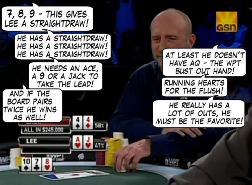 World Poker Tour Comic - De Mike & Vince Show! 114