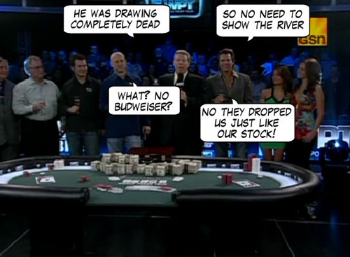 World Poker Tour Comic - De Mike & Vince Show! 120