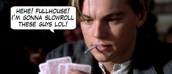 Titanic Poker Comic 106