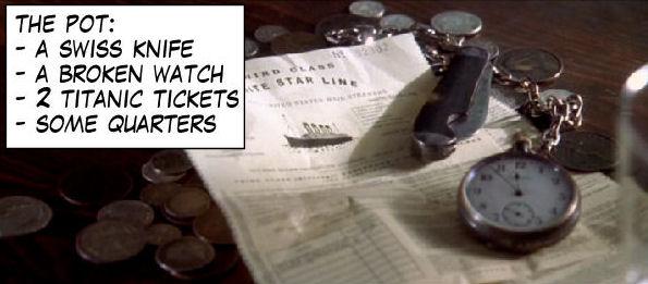 Titanic Poker Comic 108