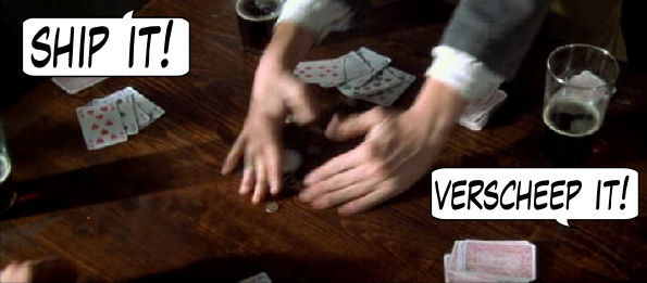 Titanic Poker Comic 119