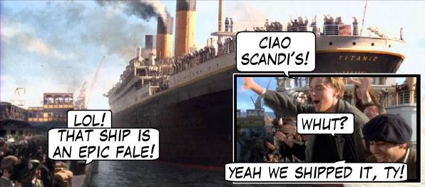 Titanic Poker Comic 124