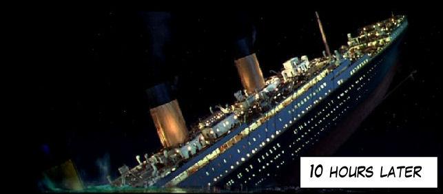 Titanic Poker Comic 125