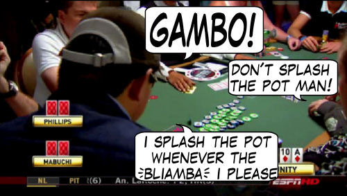 Gambo! Pokercomic 110