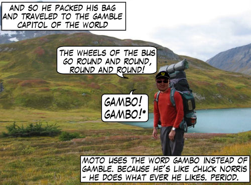 Gambo! Pokercomic 103