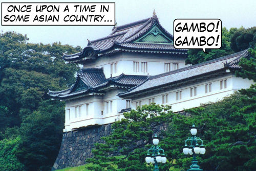 Gambo! Pokercomic 101