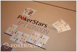 Michael Martin wint European Poker Tour in Londen 101