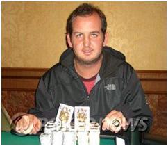 Jamie Pickering wint Omaha toernooi PokerNews Cup 104