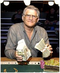 T.J. Cloutier Poker Legend 106