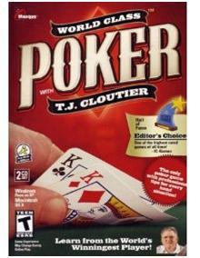 T.J. Cloutier Poker Legend 107