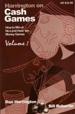 Harrington on Cash Games Volume I 101