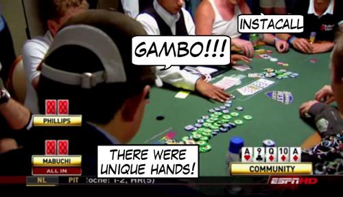 World Series of Poker Comic 104