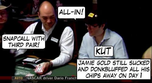 World Series of Poker Comic 105