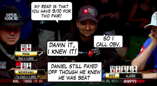 World Series of Poker Comic 106