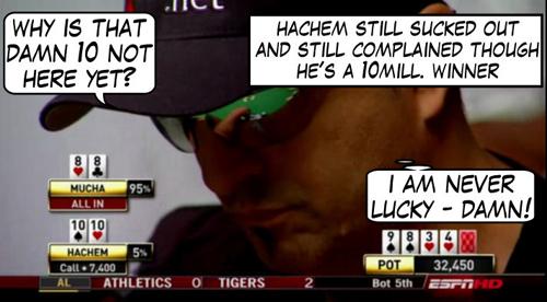 World Series of Poker Comic 107